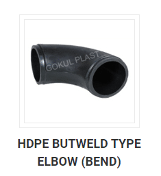 HDPE Elbow Bend manufacturer